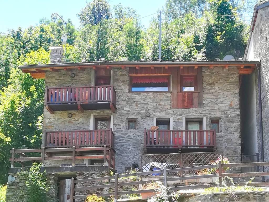 foto PROSPETTIVA ESTERNA Two-family villa, excellent condition, 140 sq.m., Arvier