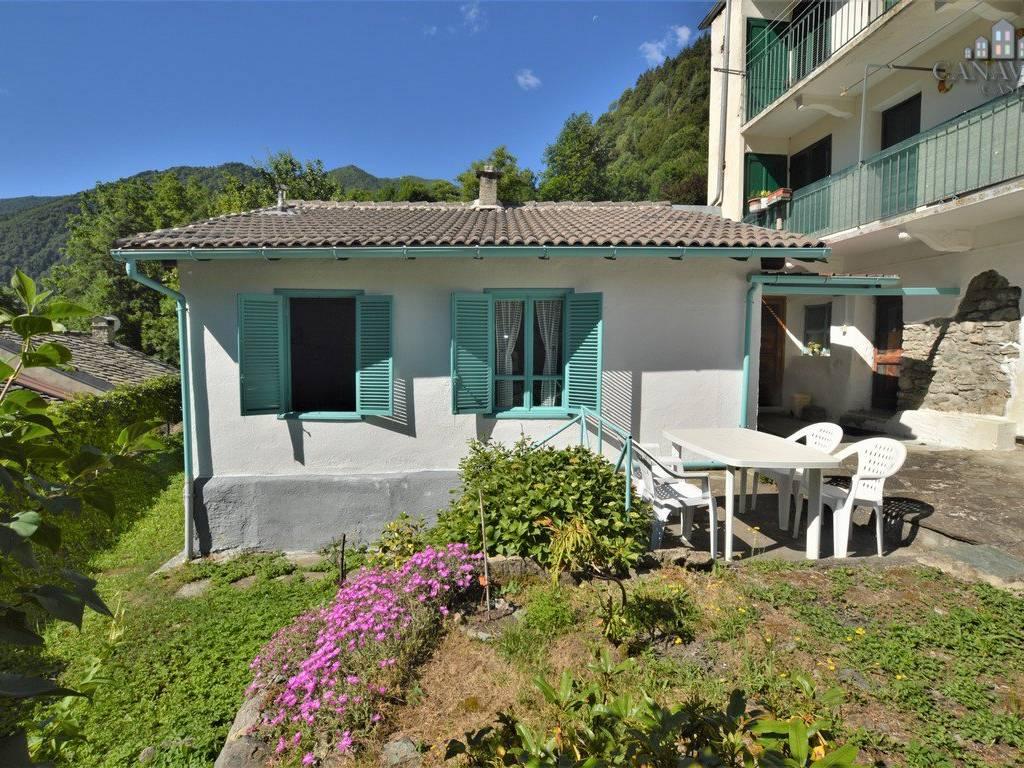 foto esterno Detached house via Alpetta, Ronco Canavese