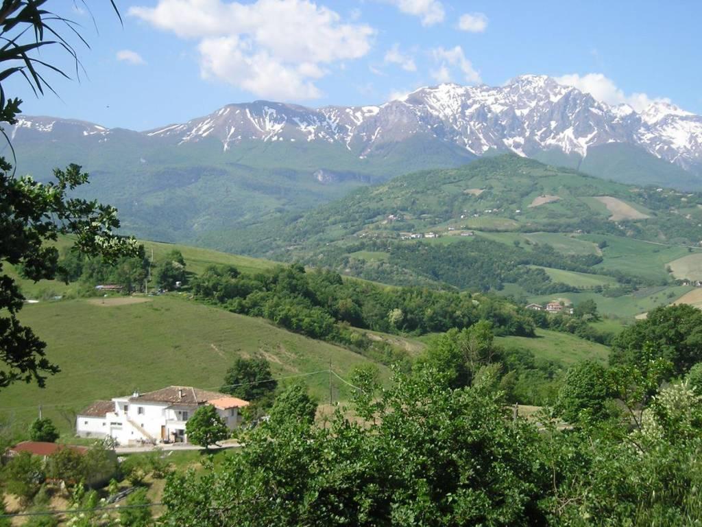 foto vista Two-family villa, excellent condition, 220 sq.m., Castiglione Messer Raimondo