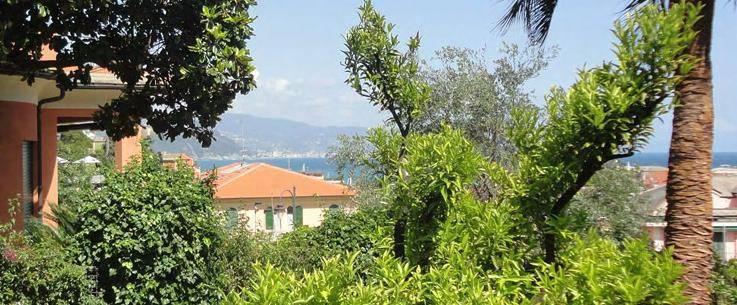 foto Vista esterna Villa unifamiliare via Bellosguardo, Santa Margherita Ligure