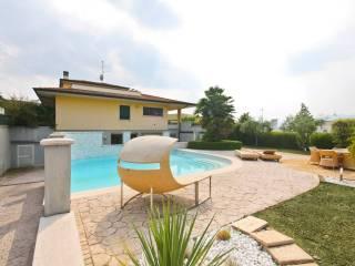 Foto - Villa via Giuseppe Zanardelli 2, Castrezzone, Muscoline