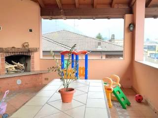 Foto - Quadrilocale ottimo stato, secondo piano, Villa Carcina