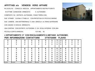 Foto - Trilocale zona Artigianale le Conce 65, Arcevia