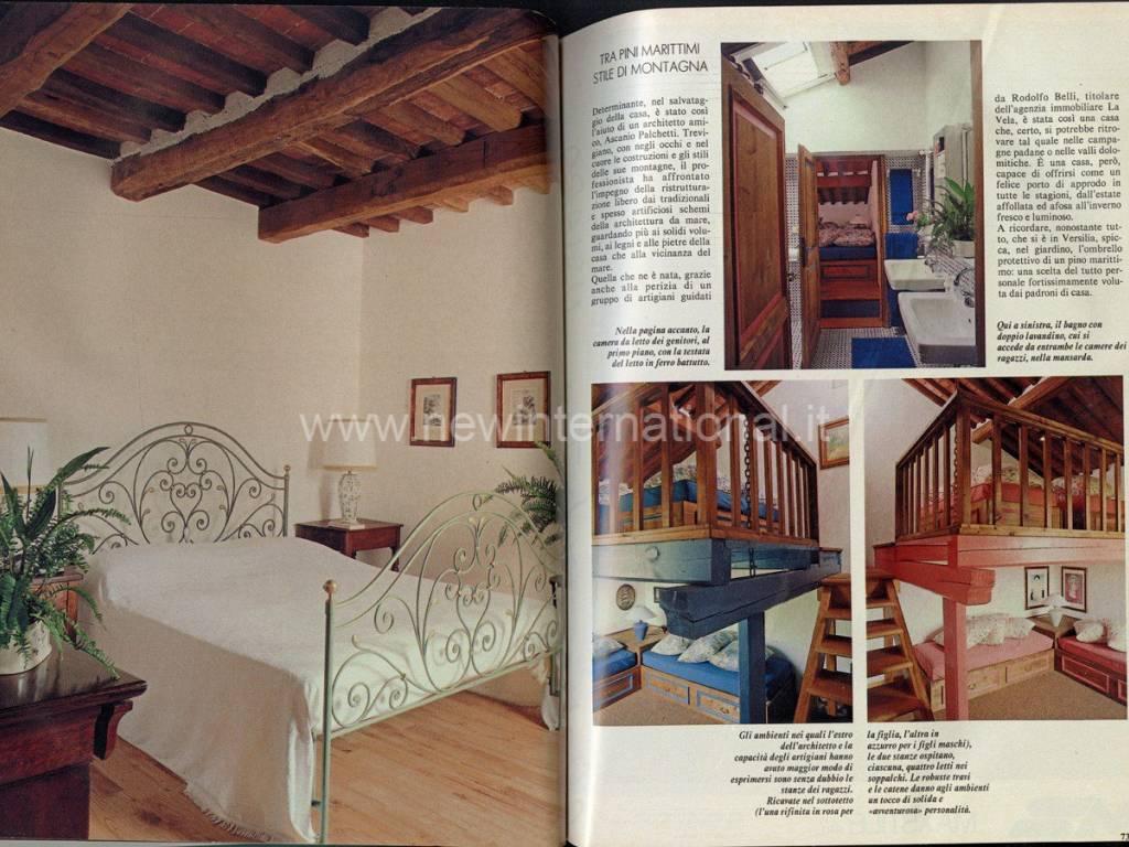 Case Di Montagna Rivista : Vendita villa unifamiliare in via salvador allende forte dei marmi