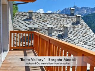 Foto - Trilocale Borgata Medail, Millaures, Bardonecchia
