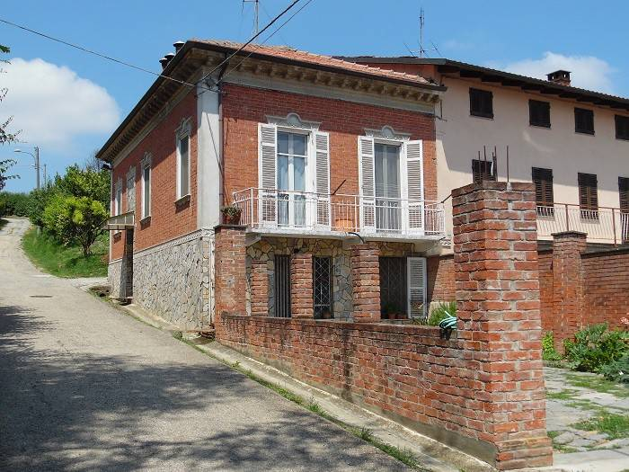 foto  Detached house via Roma, Alfiano Natta