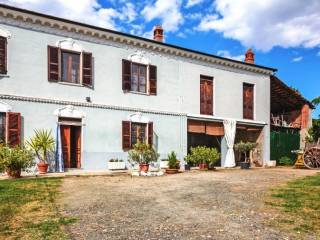 Photo - Country house, good condition, 300 sq.m., Sanico, Alfiano Natta