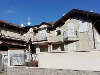 Foto - Villetta a schiera 3 locali, nuova, Nerviano