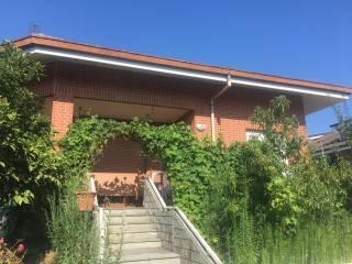 Foto - Villa via Santorre di Santarosa, None
