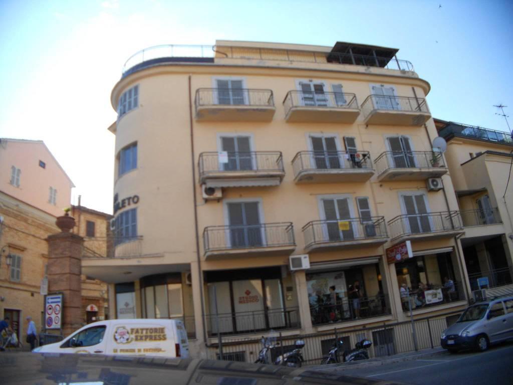 foto Prospetto Bilocale via Nicolò Bonafede, Monte San Giusto