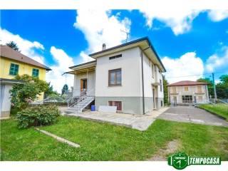 Foto - Villa via Cesare Battisti 2, Limido Comasco