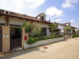 Foto - Casa indipendente via San Rocco, Castelrosso, Chivasso