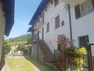 Foto - Villa a schiera via Oratorio 25, Grondona