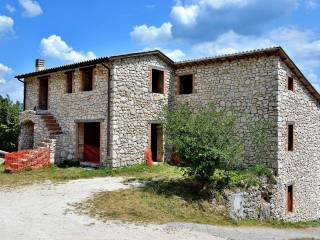 Foto - Rustico / Casale Località Papacqua, Cerreto di Spoleto