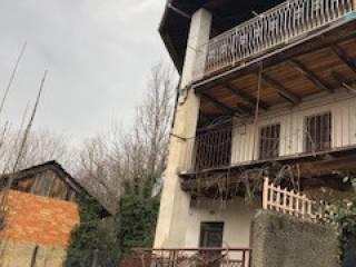 Foto - Rustico / Casale via Piletta, Coggiola