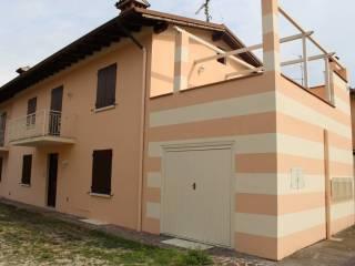 Foto - Casa indipendente via Conciliazione 40, Ciliverghe, Mazzano