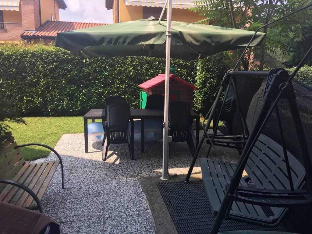 foto  Bilocale via Baccanello 8, Terno d'Isola