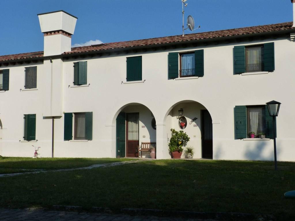 foto  Villetta a schiera via Sant'Antonio 30, Povegliano