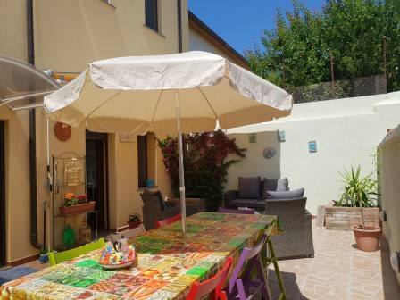 foto  Single-family townhouse 208 sq.m., excellent condition, Tresnuraghes