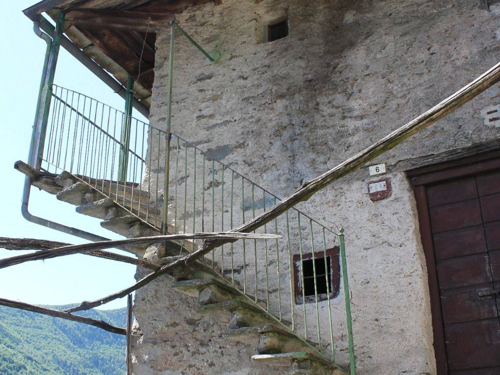 foto la casa Rustico via Ovesco 11, Montescheno