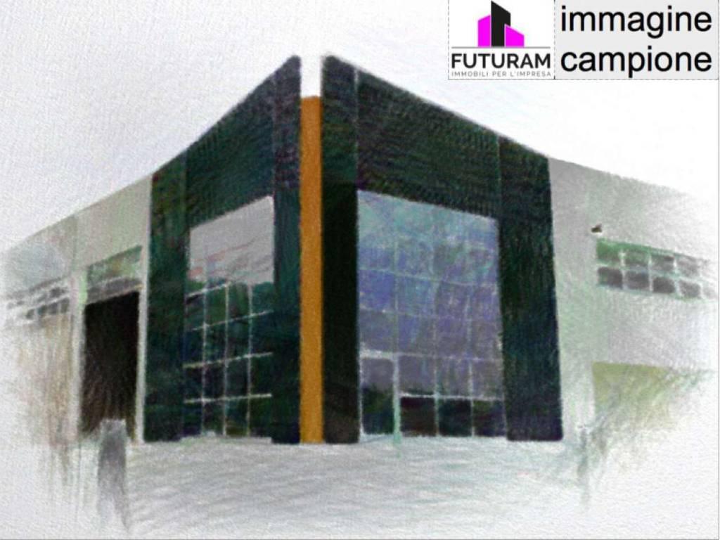 foto immagine campione capannone Ufficio in Vendita a Trissino