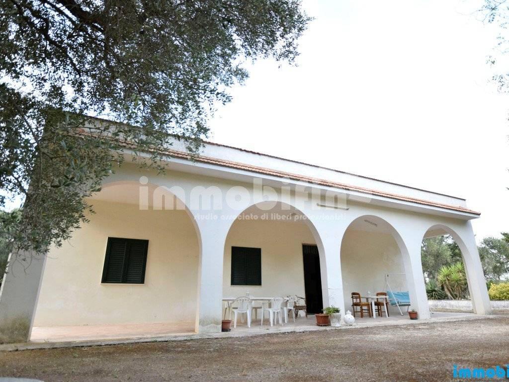 foto esterno Villa unifamiliare, buono stato, 145 mq, Oria