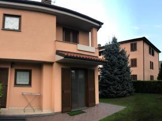 Foto - Villa bifamiliare via Santuario Inferiore 8, Barzago