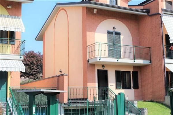 foto facc Terraced house via Giovanni Agnelli, Candiolo