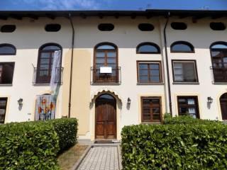 Foto - Villetta a schiera via Cesare Battisti 18, Caramagna Piemonte