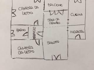 Foto - Appartamento via Alessandro Manzoni 4, Castelleone