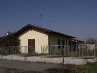 Foto - Villa all'asta via Vittorio Emanuele II, Candia Lomellina