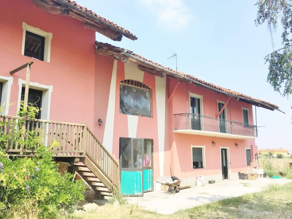 foto esterno Detached house 250 sq.m., good condition, Villafalletto