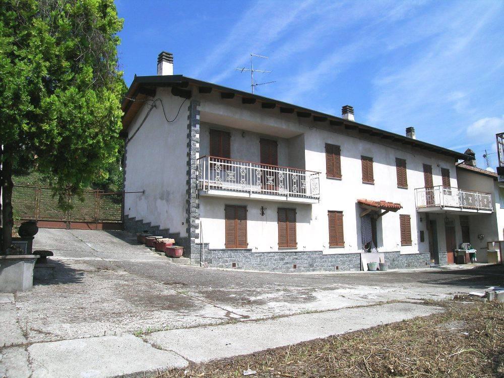 Foto 1 di Rustico / Casale Via Maestra, Mombello Monferrato