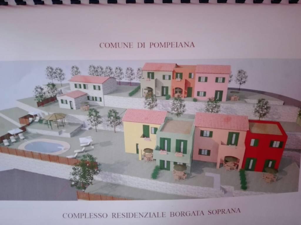 foto  Bilocale nuovo, piano terra, Pompeiana