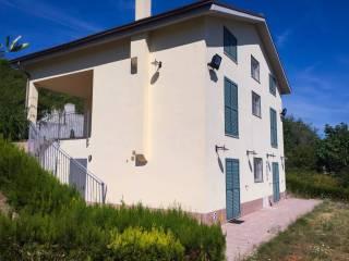 Foto - Villa unifamiliare, nuova, 200 mq, Serramonacesca