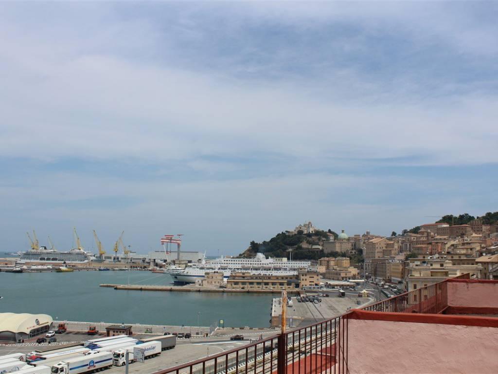 foto Panorama Appartamento via Rupi 29 Settembre, Ancona