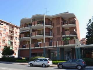 Foto - Quadrilocale buono stato, primo piano, Centro città, Biella