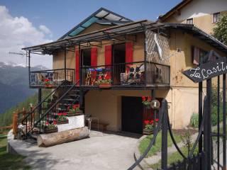 Photo - Chalet frazione Piscina Sala Superiore 464, Charvensod