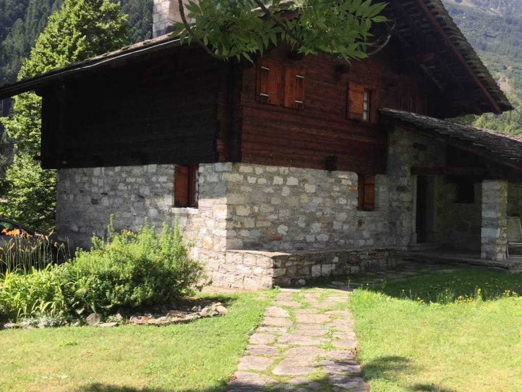 foto  Villa, nuova, 420 mq, Macugnaga