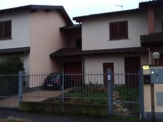 Foto - Villetta a schiera all'asta via Borgo 69-71, Sant'Alessio con Vialone