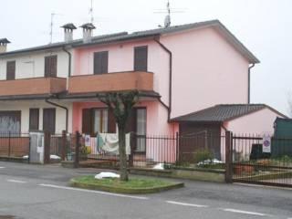 Foto - Villetta a schiera all'asta via Alessandro Manzoni 22, Casaletto di Sopra