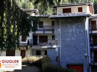 Foto - Trilocale buono stato, terzo piano, Gressoney-Saint-Jean