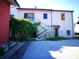 Foto - Terratetto unifamiliare via Montino 6, Villa, Gemmano