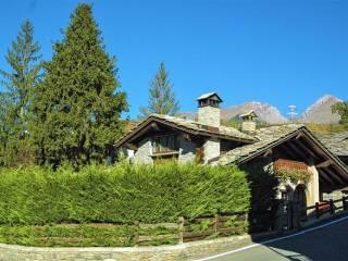 Foto - Villa frazione Villaret 55, La Salle