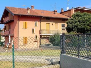 Foto - Casa indipendente via Portico 13, San Paolo d'Argon