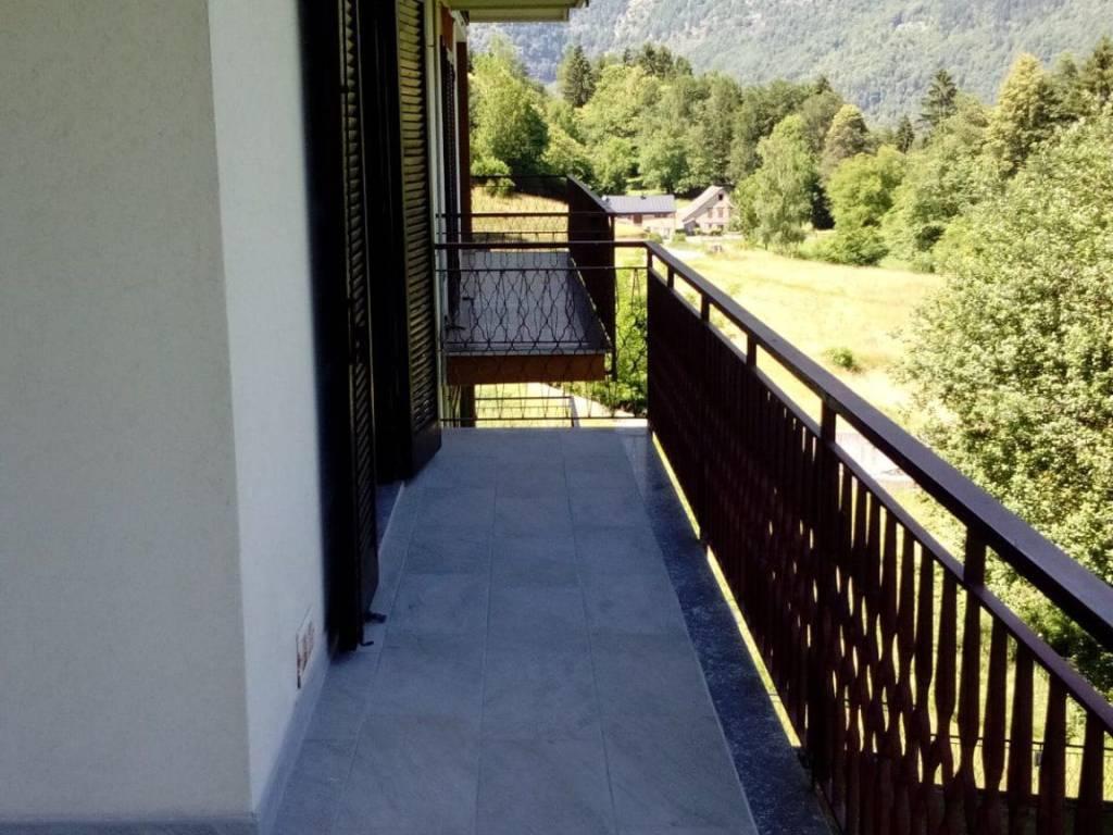 foto  Trilocale via Molinetto, Crodo