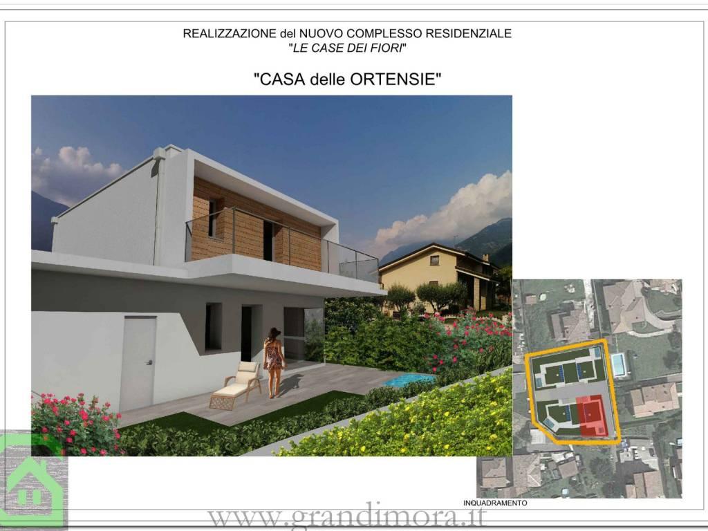 foto  Villa, nuova, 142 mq, Pian Camuno