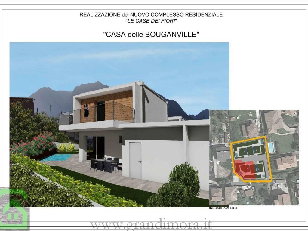 foto  Villa, nuova, 160 mq, Pian Camuno