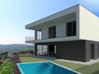 Foto - Villa via 4 Novembre, Uggiate-Trevano