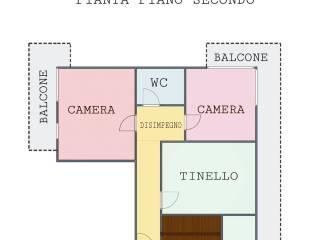 Foto - Appartamento via Mistral, Monterosso Grana
